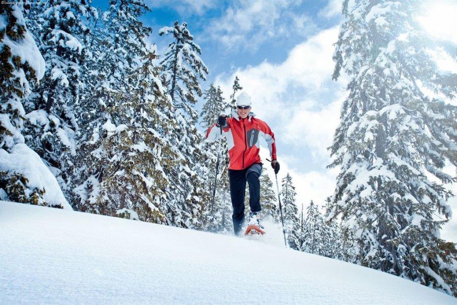 launglaufen in Oostenrijk ski in ski out